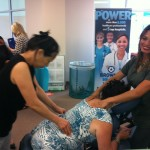 Gens Spa at the Business to Business Expo