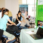 Gens Spa at the Pompano Beach Business to Business Expo