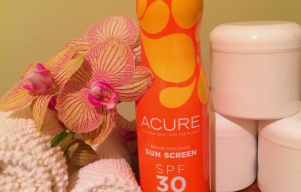 Spray Sunscreen SPF 30